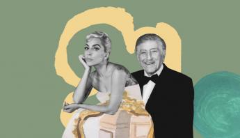 """Lady Gaga e Tony Bennett anunciam novo álbum e divulgam primeiro single; ouça """"I Get A Kick Out Of You"""""""