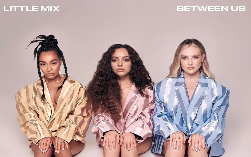 """""""BETWEEN US"""": Little Mix celebra 10 anos de carreira com lançamento de coletânea e fãs ganham presentes; confira"""