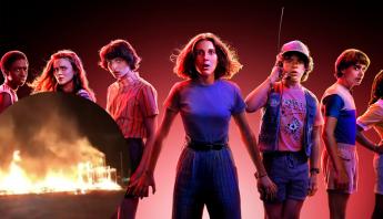 """NETFLIX: set da quarta temporada de """"Stranger Things"""" pega fogo nos EUA"""
