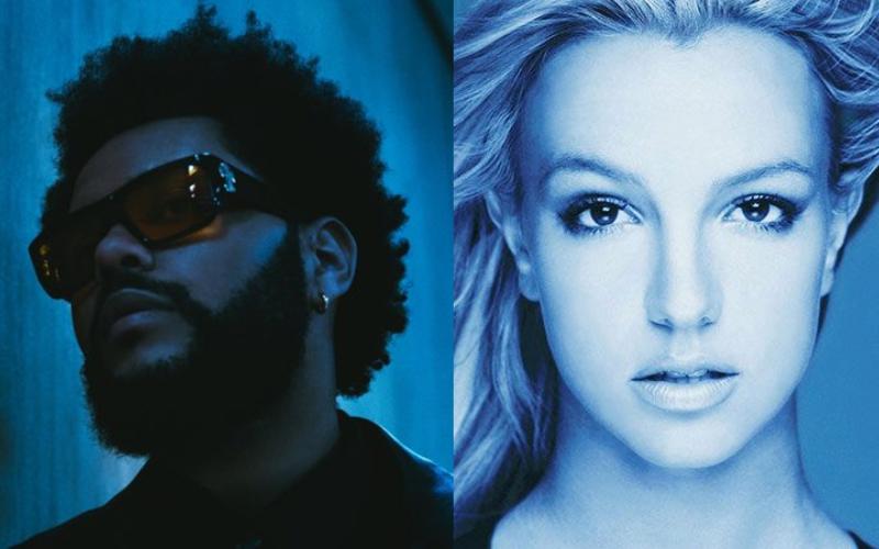"""""""THE DAWN"""": The Weeknd revela inspirações em músicas de Britney Spears para o novo álbum"""