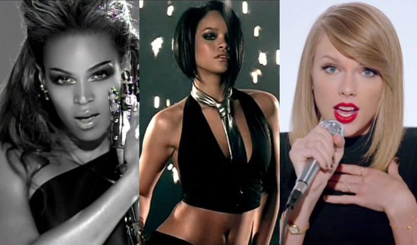 Com Beyoncé, Rihanna, Taylor Swift e mais, Time Out elege as 40 melhores músicas pop de todos os tempos