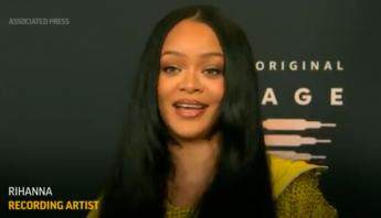 """2027 COM CERTEZA! Pela primeira vez em meses, Rihanna fala sobre seu novo álbum: """"Será algo totalmente diferente"""""""