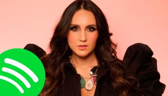 Com novos lançamentos, Dulce Maria se Torna ex RBD mais ouvida no Spotify