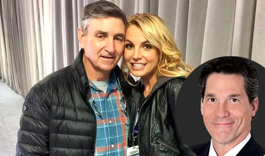 """Advogado de Britney se irrita com Jamie Spears e chama pai da cantora de """"alcoólatra e viciado"""""""