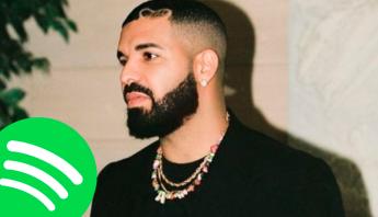 Drake quebra próprio recorde ao conquistar mais de 130 milhões de reproduções em MENOS DE 24 HORAS