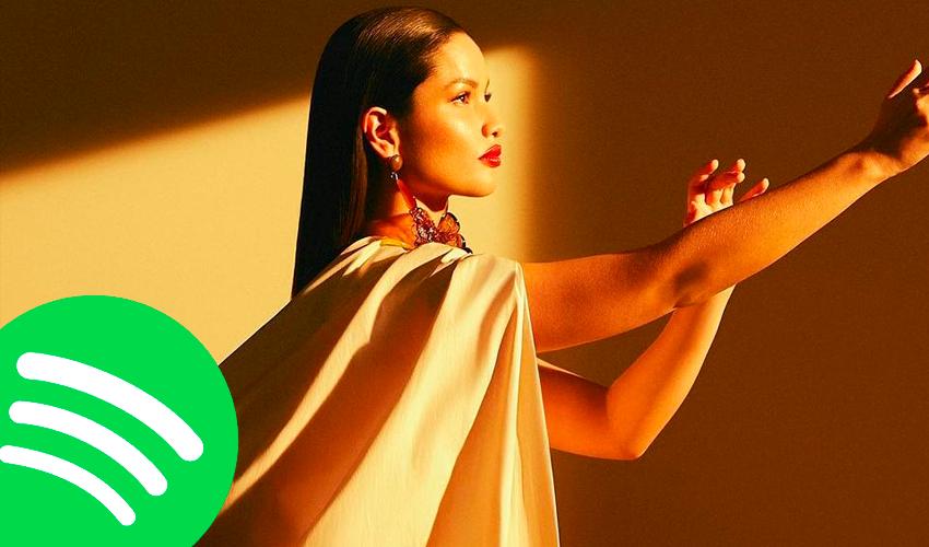 A MAIOR! Juliette chega fazendo história com seu EP e se torna a maior estreia nacional do Spotify; veja o top 10