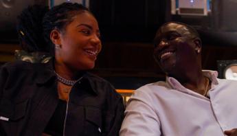 Ludmilla entra em estúdio com Akon; confira