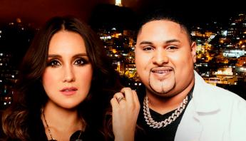 """Kevin  O Chris e Dulce Maria vão lançar nova versão de """"Tipo Gin""""; saiba detalhes de """"Ela Tá Movimentando"""""""