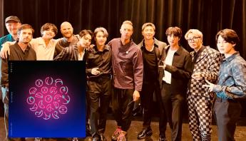 """Coldplay e BTS se unem no single """"My Universe""""; ouça"""