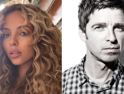 Jade Thirlwall e Noel Gallagher