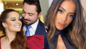 """Anitta convoca Maiara e proíbe volta com Fernando: """"ioiô é brinquedo de criança"""""""