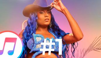Danny Bond se torna a primeira travesti negra a ter 2 musicas em #1 no iTunes Brasil