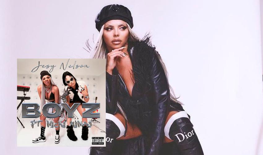 """Jesy Nelson faz sua estreia solo com o single """"Boyz"""", em parceria com Nicki Minaj; ouça"""
