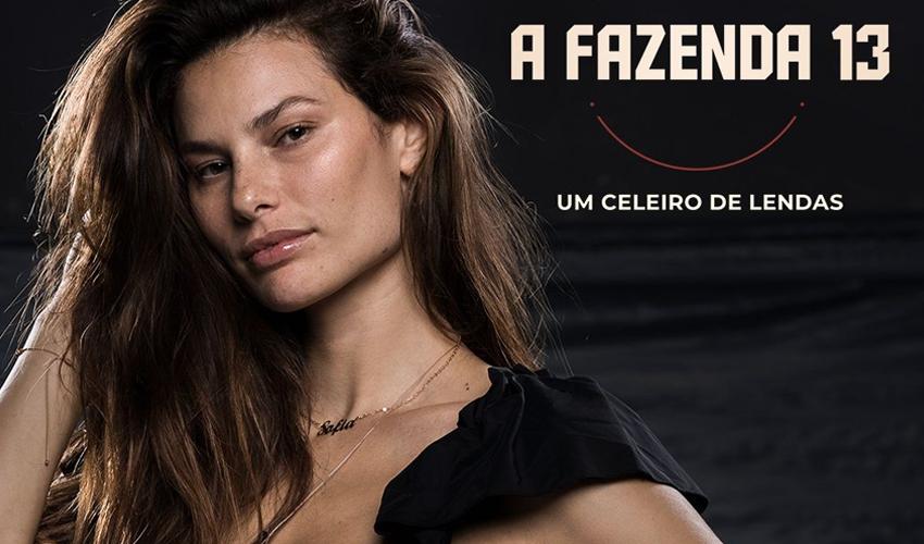 """Finalista do """"Big Brother"""" da Itália, Dayane Mello é apontada como favorita em """"A Fazenda 13"""""""